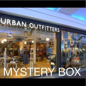 URBAN OUTFITTERS MYSTERY BOX $75.00